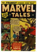 """Golden Age (1938-1955):Horror, Marvel Tales #102 Davis Crippen (""""D"""" Copy) pedigree (Atlas, 1951)Condition: VG. Contains the story """"The End of the World"""" w..."""
