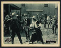 "Movie Posters:Western, The Wildcat (Reelcraft, 1920). Lobby Card (11"" X 14""). Western. ..."