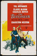 "Movie Posters:Adventure, The Buccaneer (Paramount, 1958). One Sheet (27"" X 41""). Adventure...."