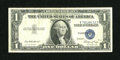 Error Notes:Third Printing on Reverse, Fr. 1614 $1 1935E Silver Certificate. Very Fine+.. ...