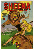 Golden Age (1938-1955):Adventure, Sheena, Queen of the Jungle #16 Mile High pedigree (Fiction House, 1952) Condition: VF+. Robert Webb art. Overstreet 2006 VF...