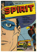 Golden Age (1938-1955):Crime, The Spirit #19 (Quality, 1950) Condition: VG. Will Eisner cover. Honeybun appearance. Overstreet 2006 VG 4.0 value = $72. ...
