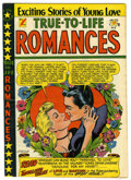 "Golden Age (1938-1955):Romance, True-To-Life Romances #9 Davis Crippen (""D"" Copy) pedigree (StarPublications, 1950) Condition: VF+. Overstreet 2006 VF 8.0 ..."