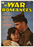 "Golden Age (1938-1955):War, True War Romances #1 Davis Crippen (""D"" Copy) pedigree (Quality, 1952) Condition: VF. Photo cover. Overstreet 2006 VF 8.0 va..."