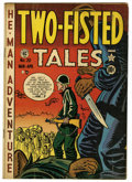 "Golden Age (1938-1955):War, Two-Fisted Tales #20 Davis Crippen (""D"" Copy) pedigree (EC, 1951) Condition: VG+. Third issue of title. Harvey Kurtzman cove..."