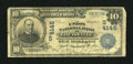 National Bank Notes:Kentucky, Louisville, KY - $10 1902 Date Back Fr. 618 The Union NB Ch. #(S)4145. ...