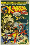 Bronze Age (1970-1979):Superhero, X-Men #94 (Marvel, 1975) Condition: VG+. Overstreet has deemed this issue as fourth most valuable book of the Bronze Age. De...