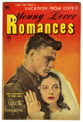 "Golden Age (1938-1955):Romance, Young Lover Romances #5 Davis Crippen (""D"" Copy) pedigree (TobyPublishing, 1952) Condition: FN+. Formerly Great Lover Rom..."