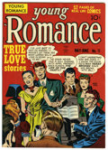 "Golden Age (1938-1955):Romance, Young Romance Comics #11 Davis Crippen (""D"" Copy) pedigree (Prize,1949) Condition: VF. Simon and Kirby cover and art. Overs..."
