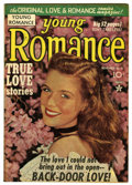 "Golden Age (1938-1955):Romance, Young Romance Comics #15 Davis Crippen (""D"" Copy) pedigree (Prize,1949) Condition: VF. Photo cover. Joe Simon and Jack Kirb..."