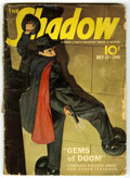 Pulps:Detective, Shadow Pulp Group (Street & Smith, 1940-46) Condition: Average GD. Includes issues from July, 15 1940; February, 1946; and M... (Total: 3 Comic Books)