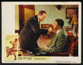 "Movie Posters:Sports, The Jackie Robinson Story (Eagle Lion, 1950). Lobby Card (11"" X 14""). Sports. ..."
