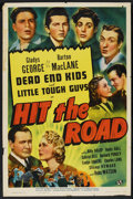 "Movie Posters:Action, Hit the Road (Universal, 1941). One Sheet (27"" X 41""). Action...."