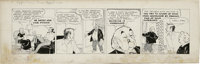 Martha Orr - Apple Mary Daily Comic Strip Original Art, Group of 6 (Publisher's Syndicate, 1938). Six Apple Mary dailies...