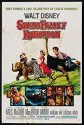"Movie Posters:Adventure, Swiss Family Robinson (Buena Vista, R-1972). One Sheet (27"" X 41"").Adventure. ..."