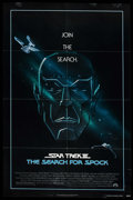 """Movie Posters:Science Fiction, Star Trek III: The Search for Spock (Paramount, 1984). One Sheet (27"""" X 41""""). Science Fiction. ..."""