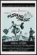 "Movie Posters:Academy Award Winner, The Sound of Music (20th Century Fox, R-1969). One Sheet (27"" X41""). Academy Award Winner Musical. ..."