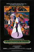 "Movie Posters:Animated, American Pop (Columbia, 1981). One Sheet (27"" X 41""). Animated. ..."