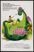 "Movie Posters:Animated, Pete's Dragon (Buena Vista, R-1984). One Sheet (27"" X 41"").Animated. ..."