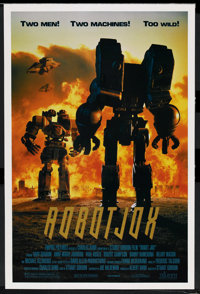 "Robot Jox (Triumph, 1990). One Sheet (27"" X 40.5"") DS. Science Fiction"