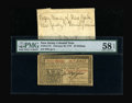 Colonial Notes:New Jersey, New Jersey February 20, 1776 30s PMG Choice About Unc 58 EPQ....