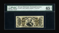 Fractional Currency:Third Issue, Fr. 1326 50c Third Issue Spinner PMG Gem Uncirculated 65 EPQ....