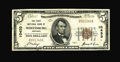 National Bank Notes:Kentucky, Whitesburg, KY - $5 1929 Ty. 1 The First NB Ch. # 10433. ...