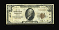 National Bank Notes:Kentucky, Glasgow, KY - $10 1929 Ty. 1 The First NB Ch. # 4819. ...
