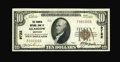 National Bank Notes:Kentucky, Glasgow, KY - $10 1929 Ty. 1 The Farmers NB Ch. # 9722. ...