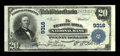 National Bank Notes:Pennsylvania, Terre Hill, PA - $20 1902 Plain Back Fr. 652 The Terre Hill NB Ch.# 9316. ...