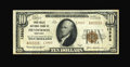 National Bank Notes:Kentucky, Henderson, KY - $10 1929 Ty. 2 Ohio Valley NB Ch. # 13983. ...