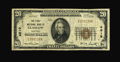 National Bank Notes:Kentucky, Glasgow, KY - $20 1929 Ty. 1 The First NB Ch. # 4819. ...