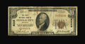 National Bank Notes:Kentucky, Central City, KY - $10 1929 Ty. 1 The First NB Ch. # 8229. ...