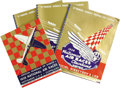 """Transportation:Aviation, Lot of 8 1938 Cleveland National Air Races Programs. 10"""" x 13"""", 64pages, spiral bound, paper covers, illustrated with photo...(Total: 8 Item)"""