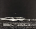 Photographs:20th Century, ANSEL ADAMS (American 1902 - 1984). Moonrise at Hernandez, NewMexico, 1941. Collotype, limited edition. 37 x 46 inches...
