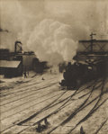 Photographs:20th Century, ALFRED STIEGLITZ (American 1864 - 1946). for Camera WorkJournal. Photogravure on Japanese tissue. Printed fromorigin...