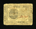 Colonial Notes:Continental Congress Issues, Continental Currency July 22, 1776 $7 Very Fine. A very pleasingexample of this much scarcer Continental emission which is ...