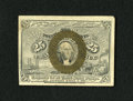Fractional Currency:Second Issue, Fr. 1283 25c Second Issue Choice New. This is a very well margined example of this type that has majestic ink colors and wel...