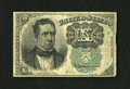 Fractional Currency:Fifth Issue, Fr. 1264 10c Fifth Issue Very Fine. A lovely circulated example ofthis much scarcer green seal Meredith number that is sure...