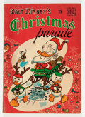 Golden Age (1938-1955):Cartoon Character, Dell Giant Comics Christmas Parade #1 (Dell, 1949)....
