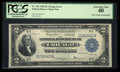Error Notes:Double Denominations, Fr. 765 $2/$1 1918 Double Denomination Federal Reserve Bank NotePCGS Extremely Fine 40.. ...