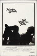 "Movie Posters:Drama, Last Tango in Paris (United Artists, 1972). One Sheet (27"" X 41""). X-Rated Style. Drama.. ..."