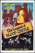 "Movie Posters:Horror, The Legend of Blood Castle and Other Lot (Film Ventures International, 1975). One Sheets (2) (27"" X 41""). Horror.. ... (Total: 2 Items)"