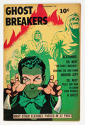 Golden Age (1938-1955):Horror, Ghost Breakers #1 (Street & Smith, 1948) Condition: FN+....