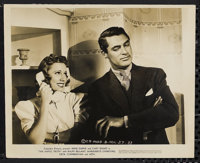 "The Awful Truth (Columbia, 1937). Stills (7) (8"" X 10""). Comedy. Starring Irene Dunne, Cary Grant, Ralph Bella..."