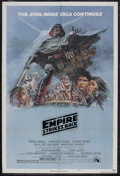 "Movie Posters:Science Fiction, The Empire Strikes Back (20th Century Fox, 1980). One Sheet (27"" X41"") Style B. Science Fiction. Starring Harrison Ford, Ca..."