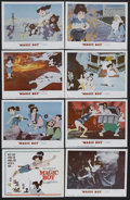 "Movie Posters:Animated, Magic Boy (MGM, 1960). Lobby Card Set of 8 (11"" X 14""). Animated Adventure. Starring Katsuo Nakamura, Hiroko Sakuramachi, Te... (Total: 8 Item)"