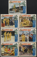 """Movie Posters:Comedy, McHale's Navy (Universal, 1964). Lobby Cards (7) (11"""" X 14""""). Comedy. Starring Ernest Borgnine, Tim Conway, Joe Flynn, Bob H... (Total: 7 Item)"""