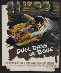 """These Thousand Hills (20th Century Fox, 1959). French Petite (17.5"""" X 22""""). Western"""