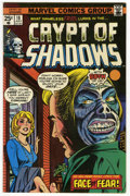 Bronze Age (1970-1979):Horror, Crypt of Shadows #18 and 20 Group (Marvel, 1975). Includes #18 (VF)and 20 (FN), both with art by Jack Kirby. Approximate Ov... (Total:2 Comic Books)